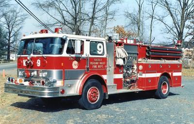 Former Wagon 9, a 1982 Hahn, 1000/750.
