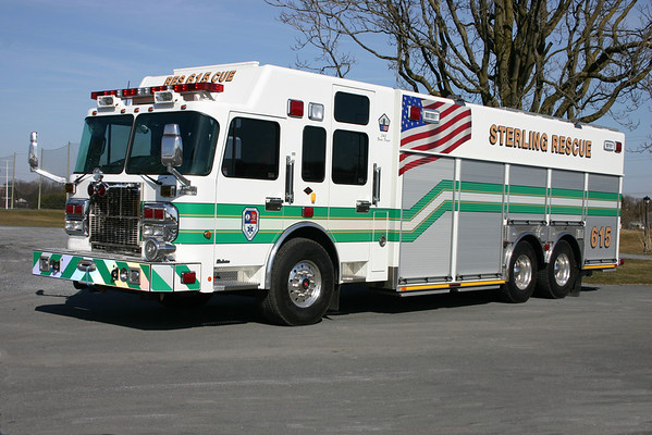 Stations 11 and 15 - Sterling Fire and Rescue