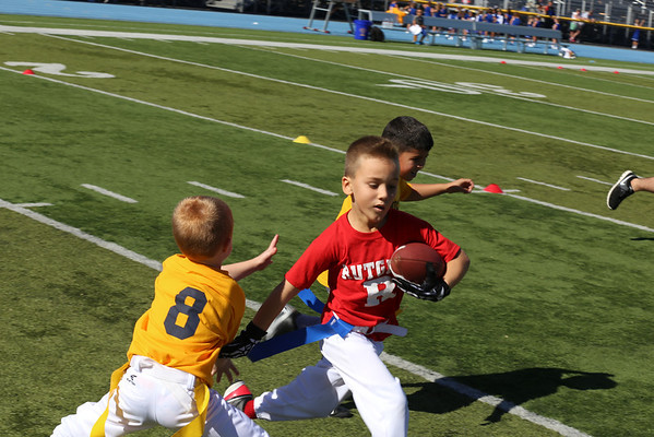 Lyndhurst Flag Football 2013