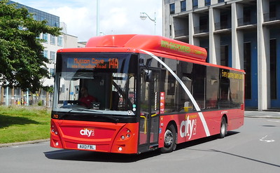 712 - AU13FBL - Plymouth (St. Andrew's Cross)