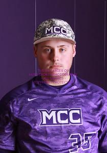 16-17 MCC BASEBALL #35 CHANCE