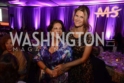 Shahin Mafi and Lala Abdurahimova. MS Ambassadors Ball, September 10, 2014, Photo by Neshan H. Naltchayan