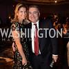 Azerbaijan's Ambassador, Elin Suleymanov and his wife, Lala Abdurahimova. MS Ambassadors Ball, September 10, 2014,<br /> Photo by Neshan H. Naltchayan