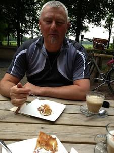 Op ?-?-2013 hebben Danny en ik tijdens een training MTB ritje in Rucphen NL een bevoorradingsstop gedaan bij Brasserie Lodge Visdonk, Rozendreef 2, NL-4707 PD Roosendaal.