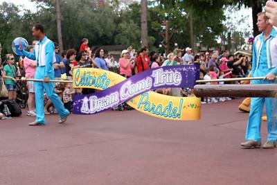 Magic Kingdom Parade
