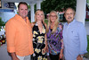 Brian Gurley, Sarah Gurley, Patricia Hulse and Beau Hulse<br /> photo by Rob Rich/SocietyAllure.com © 2014 robwayne1@aol.com 516-676-3939