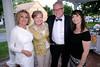 Penny Lieberman, Elizabeth Hagens, Richard Mortimer, and Marion Garfield<br /> photo by Rob Rich/SocietyAllure.com © 2014 robwayne1@aol.com 516-676-3939