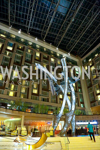 Marriott Marquis. Photo by Tony Powell. Marriott Marquis Grand Opening. June 10, 2014