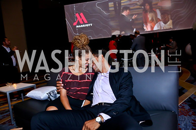 Photo by Tony Powell. Marriott Marquis Grand Opening. June 10, 2014