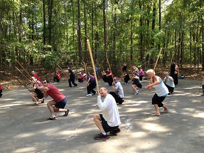 Santee Kung Fu Tai Chi Retreats