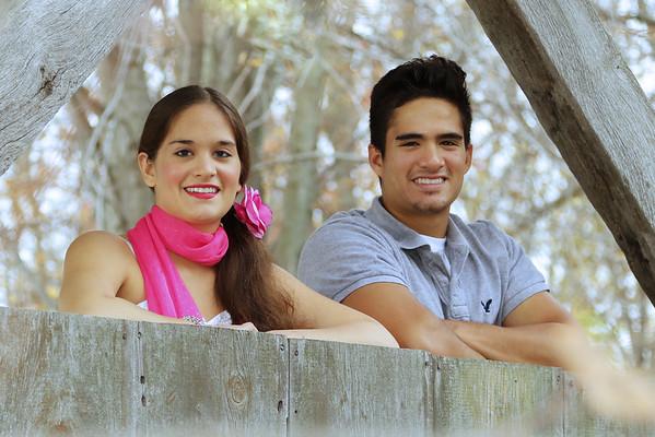 Matt and Tasha