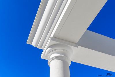צילום אדריכלות: קרניזים של חברת אם-דקו. אדריכלות: שר אדריכלים