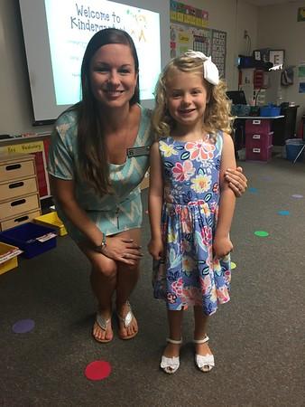 Meet The Teacher - Kindergarten (2017-18)