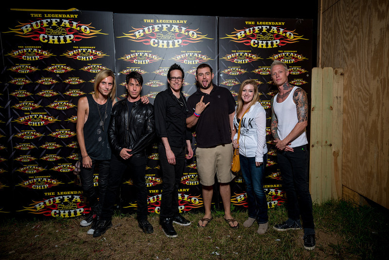 The Legendary Buffalo Chip 2013
