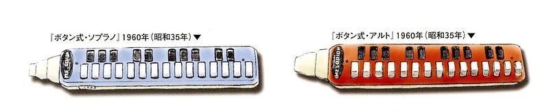 Suzuki 1960 Button Soprano