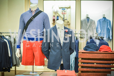 Men of Substance and Style, Saks Fifth Avenue, Tysons Galleria, Vincent De Paul,. Saturday March 29, 2014.  Photo by Ben Droz .
