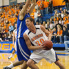 Wheaton College Men's Basketball vs Covenant College (77-40)- Lee Pfund Classic Tournament, Novemeber 19, 2010