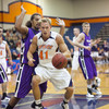 Wheaton College Men's Basketball vs University of Wisconsin-Whitewater (92-66)- Lee Pfund Classic Tournament Championship, November 20, 2010