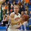 Wheaton College Men's Basketball vs Washington University (56-55), December 11, 2010