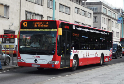 89 - WA56OZO - Plymouth (Royal Parade) - 10.8.09