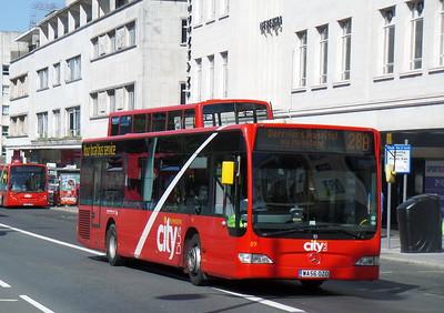 89 - WA56OZO - Plymouth (Royal Parade)