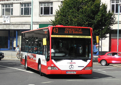 86 - WJ55HLP - Plymouth (Derry's Cross) - 10.8.09
