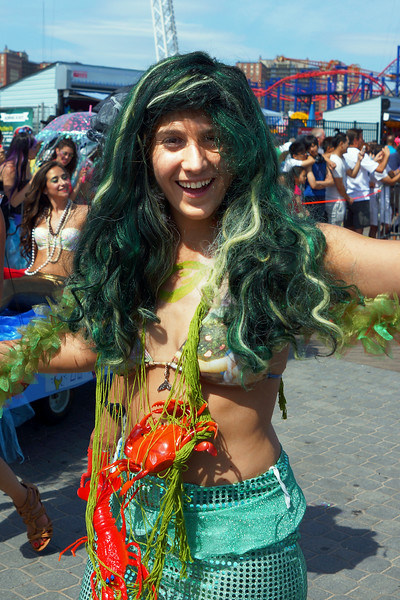 20 Mermaid Parade