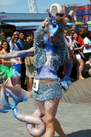17 Mermaid Parade