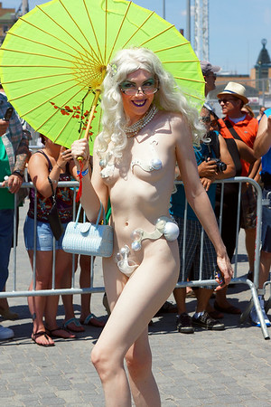 Mermaid Parade 2014