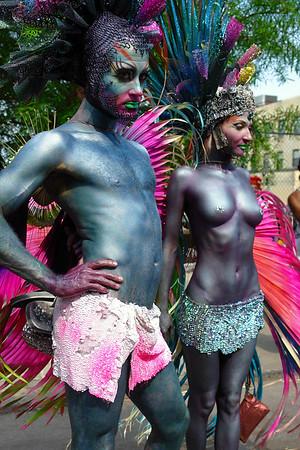 Mermaid Parade Coney Island 2011