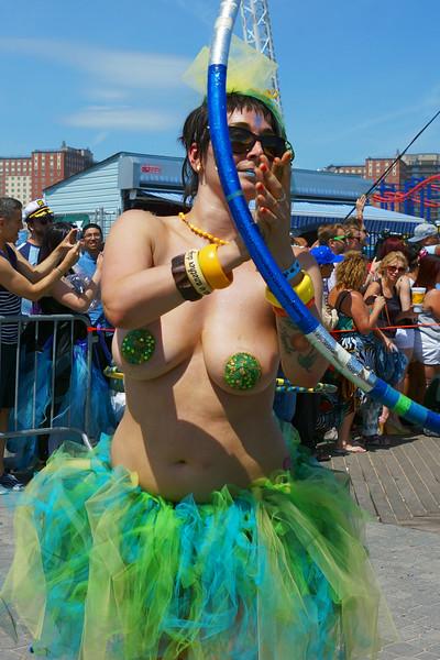 09 Mermaid Parade