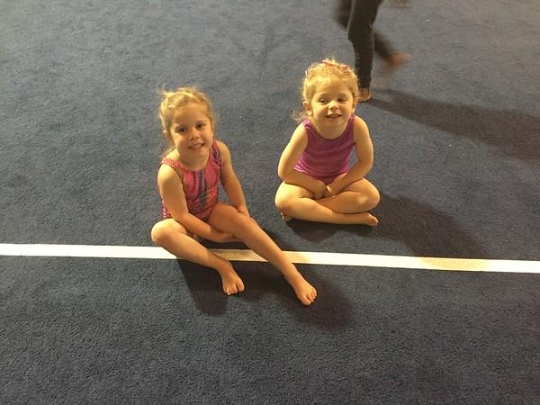 Metro Gymnastics Spring 2016