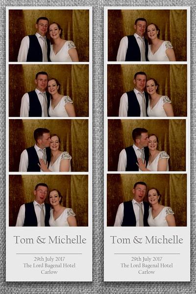 Michelle & Tom