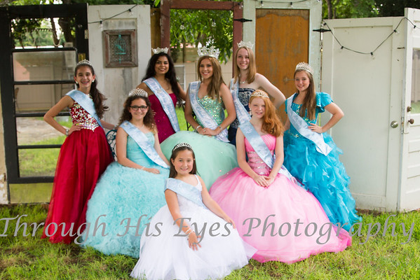 Miss Cibolo 16-17 Court