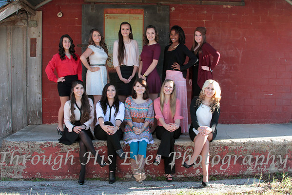 Miss Cibolo Contestants 13-14