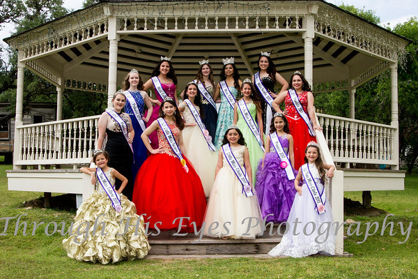 Miss Cibolo Court 17-18