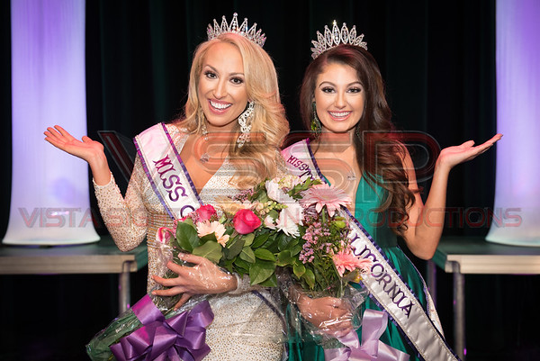 Miss California & Miss Teen California
