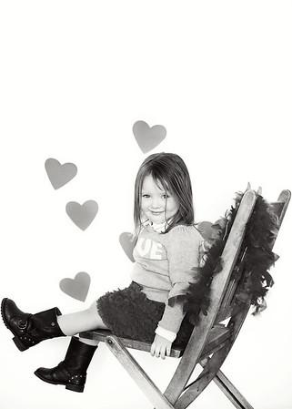 Miss S - Valentine Mini's
