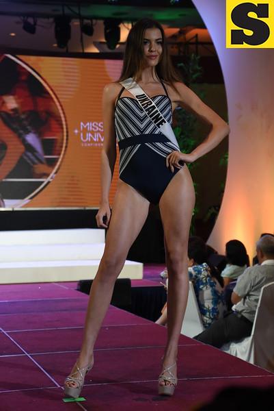Miss Universe Ukraine 2016 Alena Spodynyuk