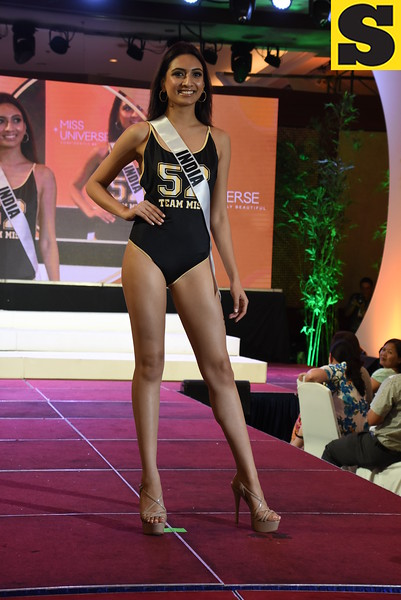 Miss Universe India 2016 Roshmitha Harimurthy
