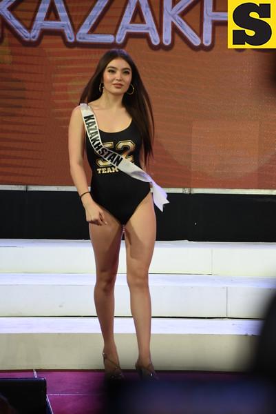 Miss Universe Kazakhstan 2016 Darina Kulsitova