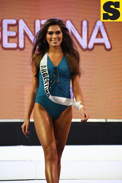 Miss Universe Argentina 2016 Estefanía Bernal