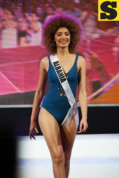 Miss Universe Albania 2016  Lindita Idrizi