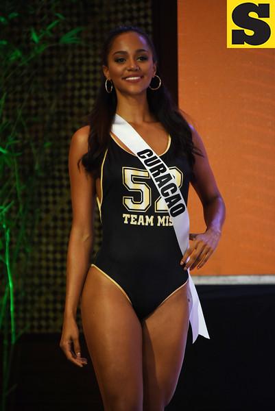 Miss Universe Curaçao 2016 Chanelle de Lau