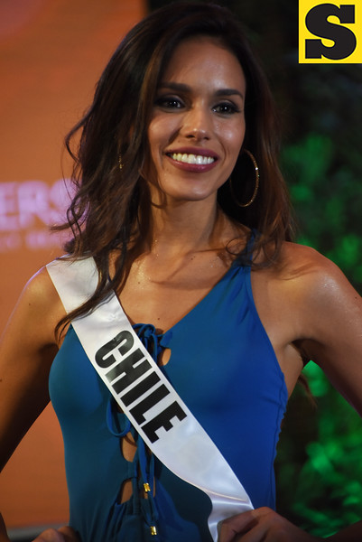 Miss Universe Chile 2016 Catalina Cáceres