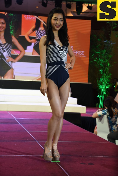 Miss Universe Japan 2016 Sari Nakazawa