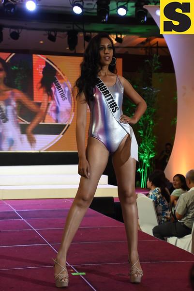 Miss Universe Mauritius 2016 Kushboo Ramnawaj