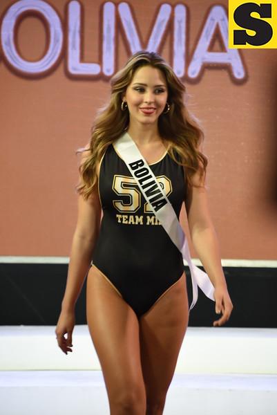 Miss Universe Bolivia 2016 Antonella Moscatelli
