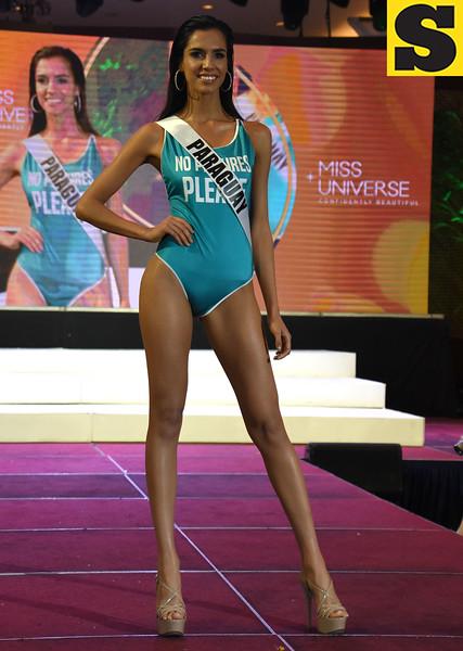 Miss Universe Paraguay 2016 Andrea Melgarejo
