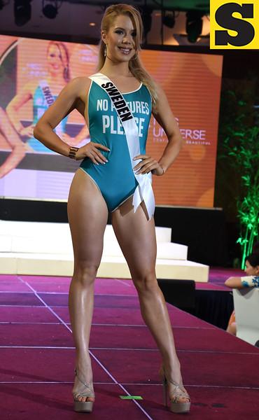 Miss Universe Sweden 2016 Ida Ovmar